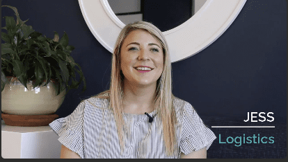 Jess on Logistics and Project Management